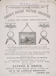 Advert For Edmin's Picture Adjuster